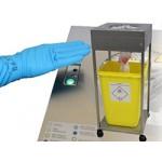 Tehlikeli Tıbbi Atık Toplama Cihazı